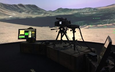 BSI Designed & Delivered the Latest CAVE JTAC Training System to the Expeditionary Warfare Training Group Atlantic (EWTGLANT)